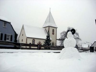 Weißer Advent 2010