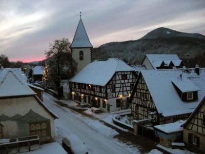 Weiße Weihnacht 2010