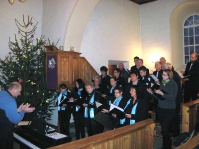 Adventskonzert mit dem Gesangsverein Eintracht