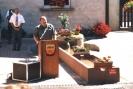 Einweihung Dorfbrunnen 2003