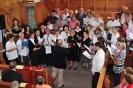 Festakt in der Dorfkirche